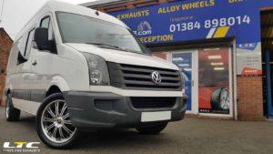 "20"" inch Wolfrace Vermont for Volkswagen Crafter Van"