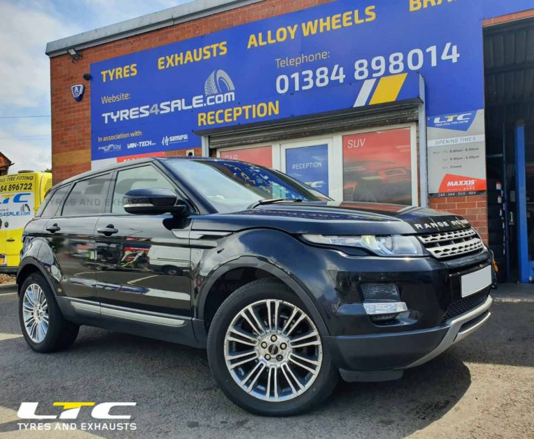 Range Rover Evoke Alloy Wheels