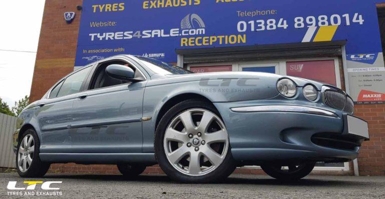 Riva DTM Alloy Wheels Jaguar X-Type fitment (4)