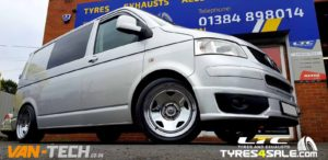 Banded Alloy Wheel and tyres fitting service