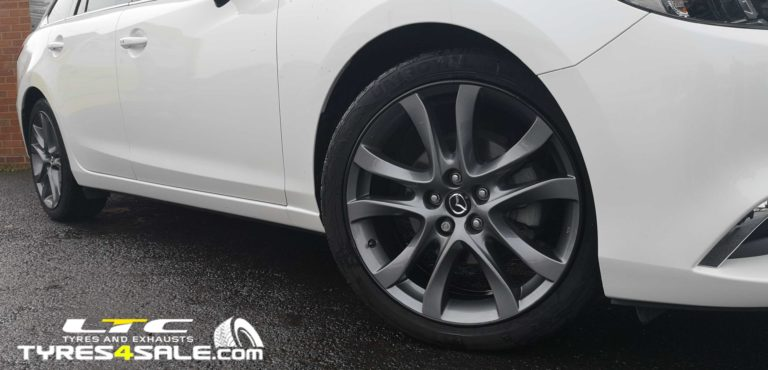 Alloy Wheel Refurbishment and service by LTC Tyres