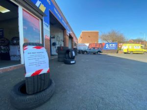 LTC Tyres and Exhausts Business update
