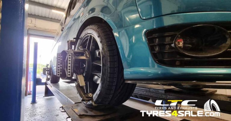 Commercial and Leisure Van Hunter Hawkeye 4 Wheel Alignment Tracking